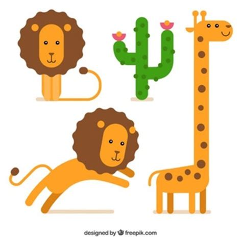 My favourite animal lion essay